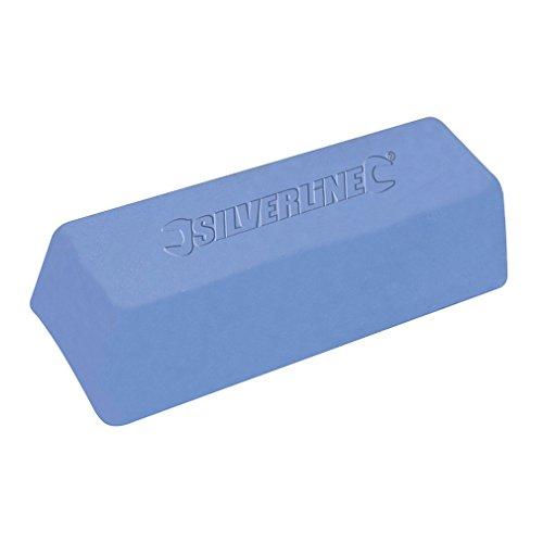 Silverline 107879 Lucidante blu 500g