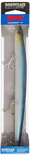 Rapala MXR15 FB, Esche Artificiali da Pesca Unisex-Adult, Multicolore, Taglia unica