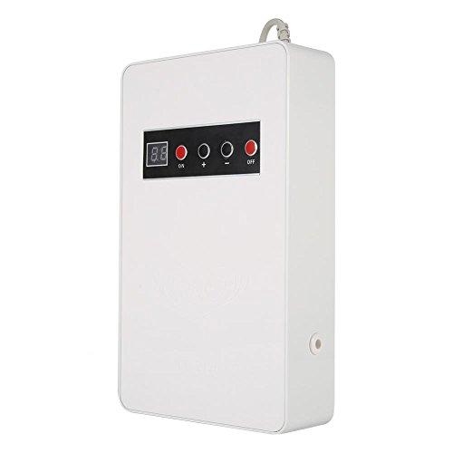 GOTOTOP 220V 50Hz 600mg/h Generatore di ozono Ozonizzatore Sterilizzatore Acqua Alimento Vegetale frutta per uso casa e ufficio oro