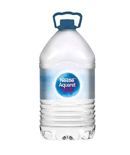 Nestlé Aquarel - Botella Agua Mineral Natural - 5 L