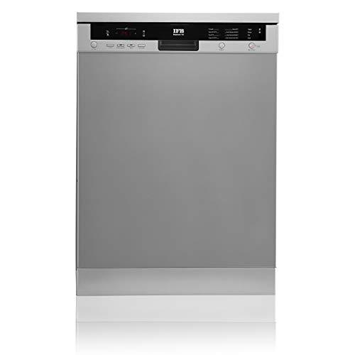 IFB Neptune VX Fully Electronic Dishwasher (12 Place Settings, Dark Silver)