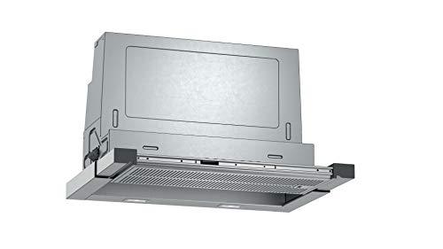 Neff D46ML54X1 - Cappa aspirante a incasso N70, 60 cm, classe di efficienza energetica A, in acciaio INOX