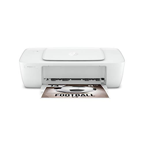 HP Deskjet 1212 Colour Printer for Home Use, Compact Size, Reliable, and Affordable Printing,Easy...