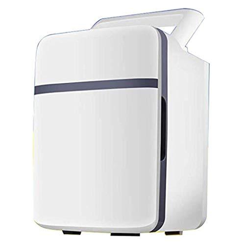 LT Frigorifero for auto 10L Mini temperatura e casa for auto fredda Muto a doppio uso 12V