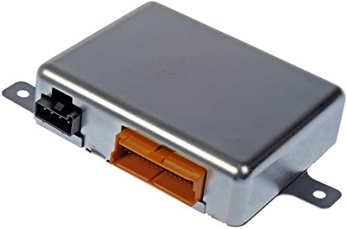 Dorman 599-102 Remanufactured Transfer Case Control Module for Select Chevrolet/GMC Models