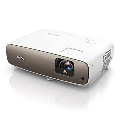 BenQ W2700 Proiettore 4K UHD con DMD chip Aggiornata per Home Cinema con HDR-PRO, DLP, UHD, DCI-P3 e Lens Shift, 2000...