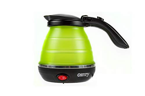 CAMRY CR 1265 Bouilloire électrique, Plastique, Vert, 0