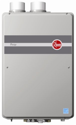 Rheem RTGH-95DVLN 9.5 GPM Indoor Direct Vent Tankless Natural Gas Water Heater