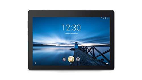 Lenovo Tab E10 | Miniprocessor van Qualcom Snapdragon 210 (Quad-Core, 1,1 GHz) | Scherm van 10,1 inch | Schermresolutie van 1280 x 800 Pixel | RAM van 2 GB en opslagcapaciteit van 32 GB | Individuele familieaccount aan te maken