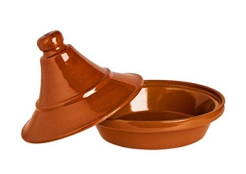 alar Tajine Casseruola 2427Original tagine pentola in ceramica, 2,4L 27cm, altezza 20,5cm