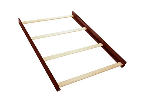 Full Size Conversion Kit Bed Rails for Baby Cache Cribs (Chestnut/Classic Chestnut)
