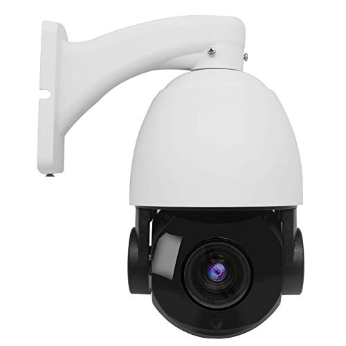 Anpviz 5MP HD IP PTZ Telecamera di sicurezza PoE 20X ottico Zoom, Outdoor Camera IP Telecamera PTZ Interno IR intelligente visione notturna, Motion Dection H.265 Onvif resistente alle intemperie