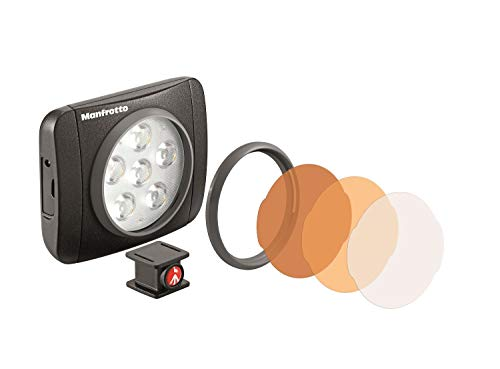 manfrotto LUMI LEDライト 440 lux ART MLUMIEART-BK