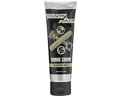 Suavecito XFast & Furious Shave Cream 4 oz