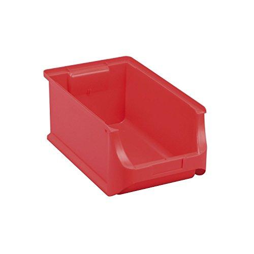 ProfiPlus Lager-Box | Stapelbox |  Gr.4 rot 355x205x150mm