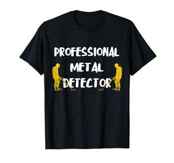 Relic Hunter Détecteur de métaux professionnel pour chasse T-Shirt