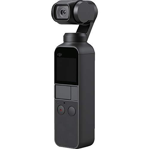 【国内正規品】 DJI OSMO POCKET (3軸ジンバル, 4Kカメラ)