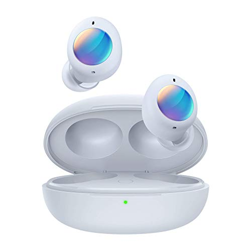 realme Buds Air 2 Neo - Auriculares Inalámbricos Bluetooth con cancelación Activa de Ruido, 28 Horas de reproducción Total y Controlador dinámico de Refuerzo de Graves de 10 mm