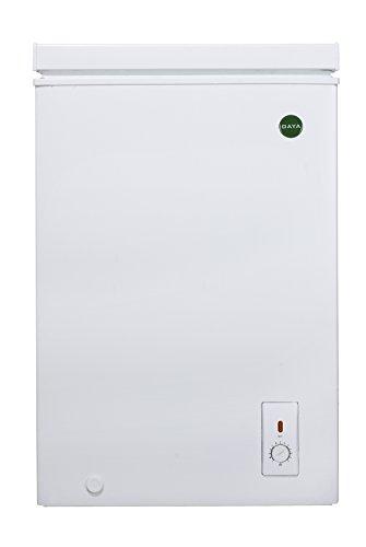 Congelatore a Pozzetto Orizzontale Capacit 100 Litri Classe A+ Daya DCP-100H, Colore Bianco
