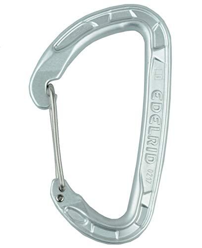 Edelrid Unisex– Erwachsene Karabiner Pure Wire,...