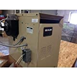 WEIL MCLAIN CGi-4 PIN 90,000 BTU NATURAL GAS GAS-FIRED INDUCED DRAFT HOT WATER BOILER W/PUMP, 85% AFUE 120/60/1