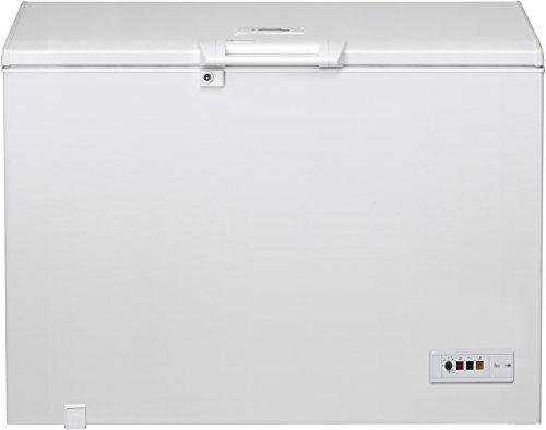 Bauknecht GT 219 A3+ Gefriertruhe / Gefrieren: 215 L /Supergefrieren/ SapceMax/ Innenbeleuchtung / ECO Energiesparen / Kindersicherung, Weiß