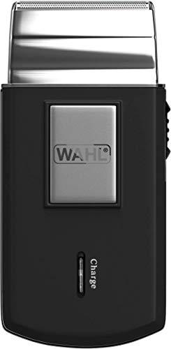 WAHL 03615-1016 Rasoir de Batterie Choice au Format Voyage, Noir/argenté