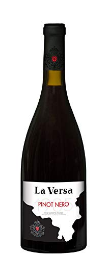 Oltrep Pavese Bonarda DOP Pinot Nero 2019 La Versa Rosso Lombardia 14,0%