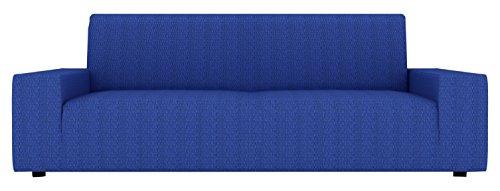 Eiffel Textile KivikCustodia Divano 2posti 110 x 195 x 2 cm Blu