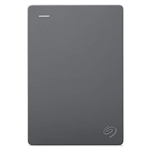 Seagate Basic portátil, 5 TB, Disco duro externo, HDD, USB 3.0...