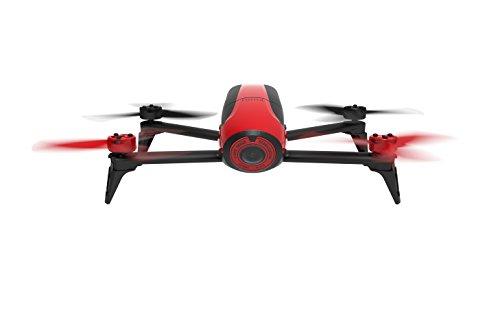 【国内正規品】Parrot ドローン Bebop 2 25分飛行時間 1400万画素魚眼カメラ 8GB内部フラッシュメモリー ホワイト PF726073