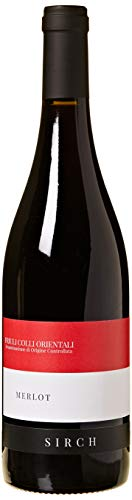 Merlot Doc Friuli Colli Orientali Sirch - 750 ml