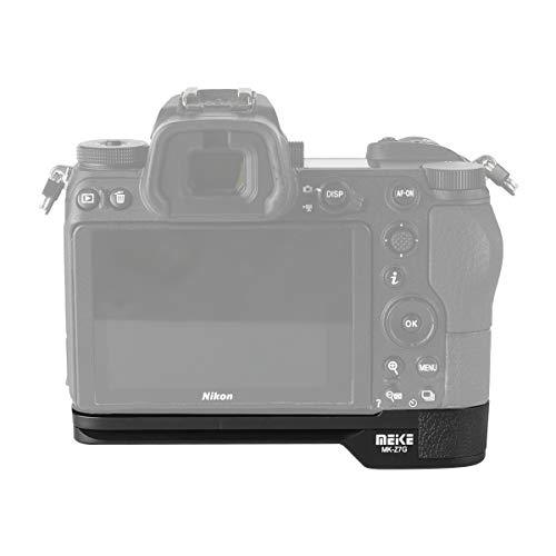 Meike MK Z7G メタルハンドグリップ カメラスタンド for Nikon Z7 and Z6 Cameras用【中国製】