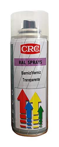 CRC - Barniz Brillante En Spray. Deco Ral Barniz Transparente Brillo 200