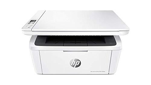 HP LaserJet Pro M28w Stampante Laser Multifunzione Monocromatica, Scanner e Fotocopiatrice, Wi-Fi,...