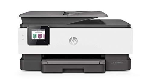 HP OfficeJet Pro 8022 (1KR65B) Stampante Multifunzione a Getto di Inchiostro, Stampa, Scannerizza,...