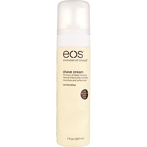 EOS Ultra Moisturizing Shave Cream, Vanilla Bliss...