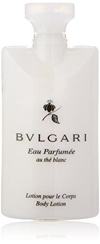 Bvlgari Eau Parfumee au the blanc Body Lotion, 2.5 oz