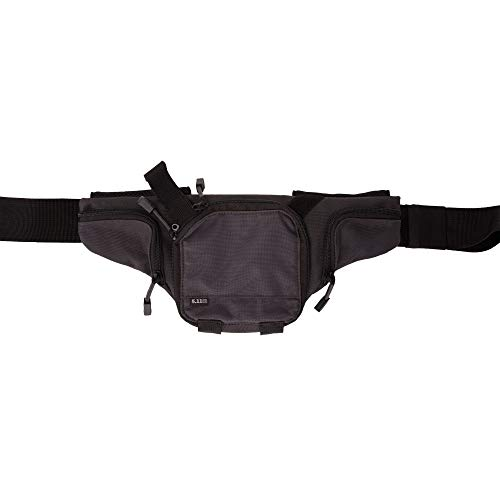 5.11 Tactical Select Carry Pistol Pouch, Charcoal/Black