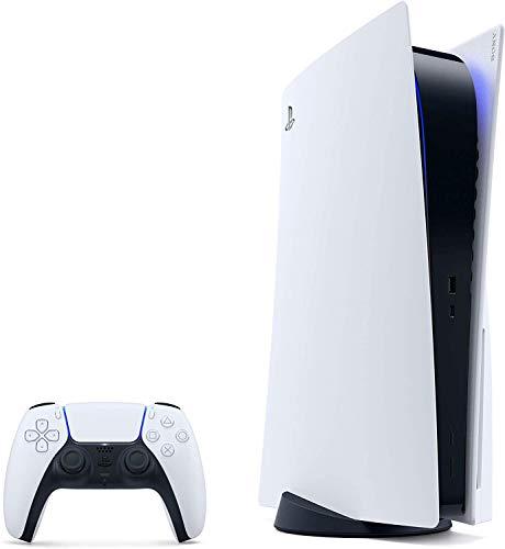 PS5 Sony PlayStation 5 Konsole Standard Edition, 825GB SSD, 4K/8K, HDR (Mit Laufwerk)