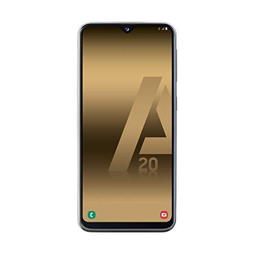 """Samsung Galaxy℗ A20e - Smartphone de 5.8"""" Super AMOLED (13 MP, 3GB RAM, 32GB ROM) Color Negro [Versión Española]"""