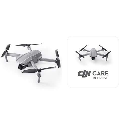 DJI Mavic Air 2 Drone Quadcopter UAV con Telecamera 48MP 4K + DJI Mavic Air 2 Care Refresh