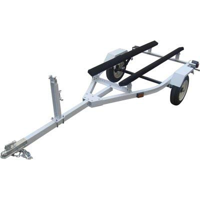 9. Ironton Personal Watercraft and Boat Trailer Kit
