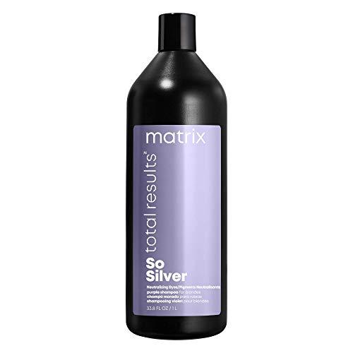MATRIX Total Results So Silver Color Depositing...