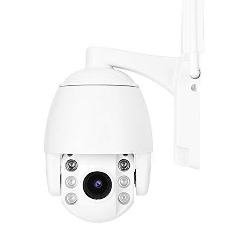 Sistema di telecamere di sorveglianza di sicurezza 3G / 4G 1080P Cctv, Telecamera IP bidirezionale audio IP, visione notturna Telecamera di sicurezza esterna(EU)