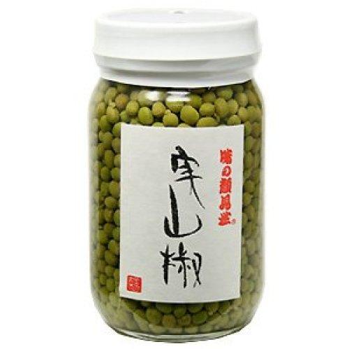 味の顔見世 実山椒(水煮) 料理用 225g(固形量130g)