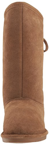 BEARPAW Women's Phylly Boot (37 M EU / 6 B(M) US, Hickory Ii)