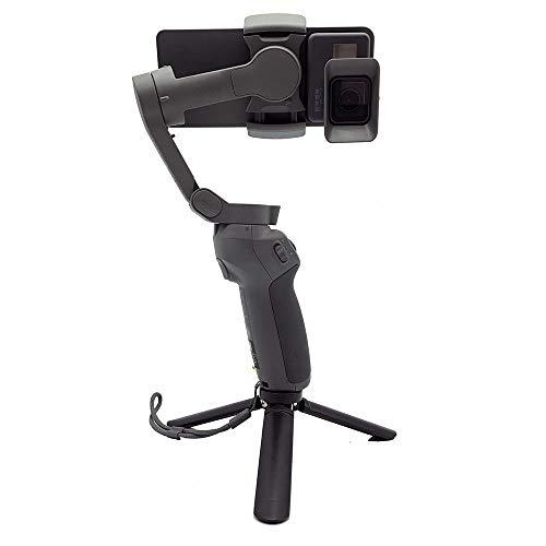 Hensych Interruttore Montare Piatto Titolare per fotocamera Compatibile con OSMO Mobile 3 Handheld giunto cardanico stabilizzatori