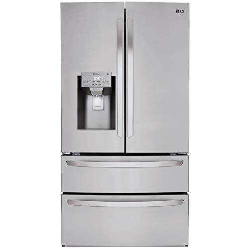 LG LMXS28626S 28 cu.ft. 4-Door French Door Refrigerator -...