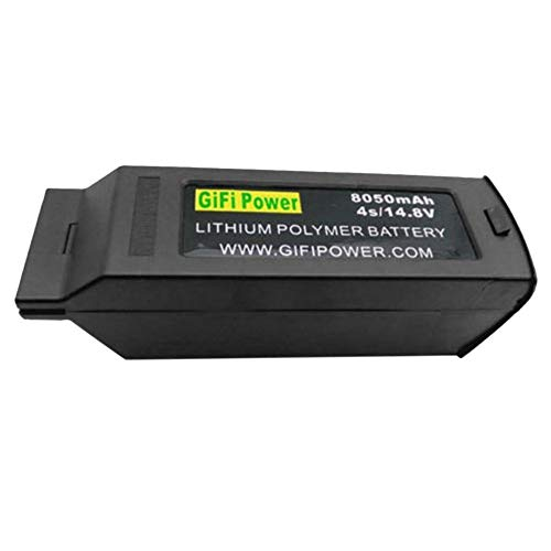 Wpond Batteria Intelligente LiPO 8050mAh 4S 14,8 V per YUNEEC Typhoon H